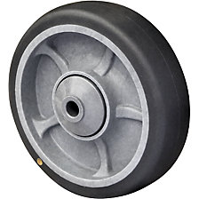 TPE wheel on PP rim, ESD