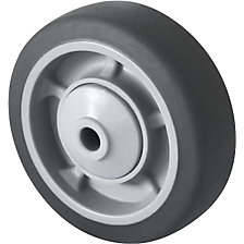 TPE wheel on PP rim
