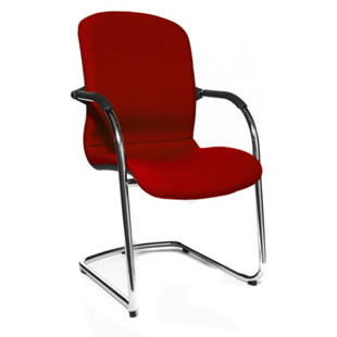 OPEN CHAIR – the designer visitor's chair