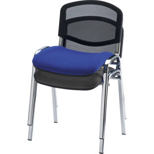 Visitors' chair, stackable