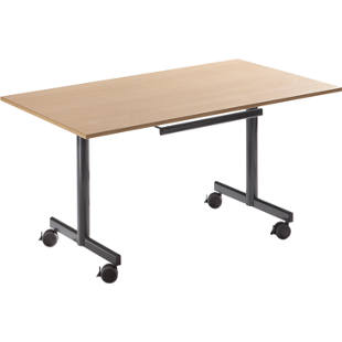 Table with folding top, mobile
