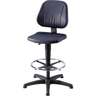 Universal industrial swivel chair