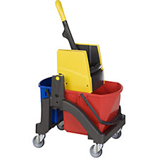 AQUVA wet mop trolley