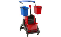 MISTRAL cleaning trolley