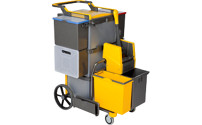 SHOPSTER TREPPE SPRINT cleaning trolley
