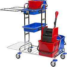 VARIANT cleaning trolley