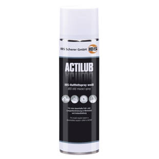 ACTILUB adhesive grease spray