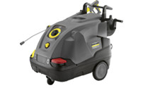 Hot water high pressure cleaner HDS 8/18-4CX