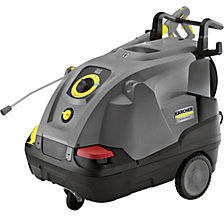 Hot water high pressure cleaner HDS 8/18-4C