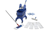 Professional cleaning set