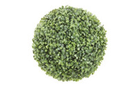 Spherical boxwood