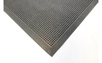 Rubber all-weather matting
