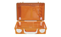 First aid case, DIN 13157 compliant