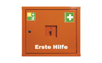 First aid cupboard, DIN 13157