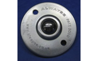 Ball unit with flange