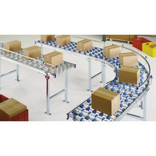 transporteur galets pour charges l g res cadre en aluminium et galets en acier galvanis. Black Bedroom Furniture Sets. Home Design Ideas