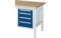 Add-on drawer unit