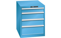 Drawer cupboard, 4 drawers