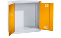Environmental and chemical storage cupboard