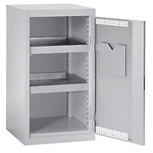 Environmental cupboard, perforated doors