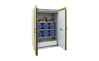 Type 90 drum cupboard, fire resistant