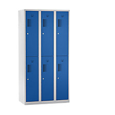 door colour gentian blue, body in light grey