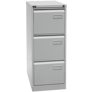 LIGHT suspension file cabinet, 1-track