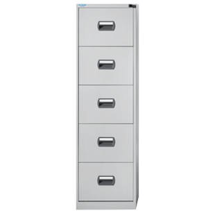 Suspension file cabinet