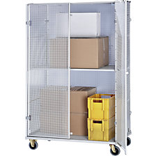Rollcontainer in alluminio