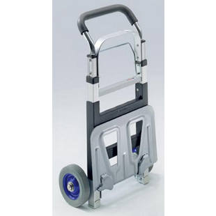 Carretilla de transporte plegable de aluminio m80386 - Carretilla plegable aluminio ...