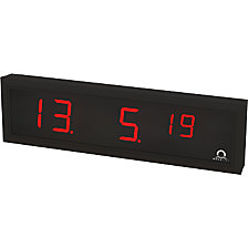 Reloj digital LED