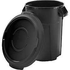 Multi-purpose container with lid