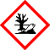 Környezetre veszélyes anyagokhoz alkalmas. Az anyagok hatása: oly mértékben képesek a víz, talaj, levegő, klíma, növények vagy mikroorganizmusok módosítására, hogy azok a környezetre veszélyessé válhatnak.