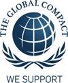 gaerner befolgt die Prinzipien des Global Compact.