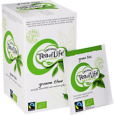 TEA OF LIFE Grüntee