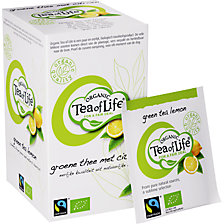 TEA OF LIFE Green Tea Lemon