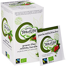 TEA OF LIFE Matcha Erdbeere