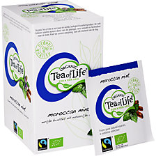 TEA OF LIFE marokkanische Minze