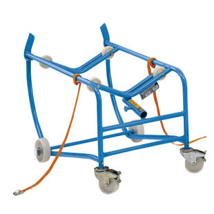Drum stand for 200 litre drum