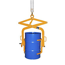 Drum tilting clamp