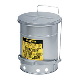 SoundGard™ safety disposal container