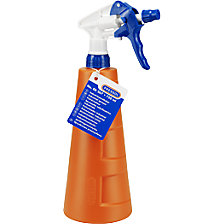 Industrial spray container