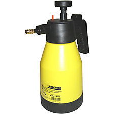 Pressure pump spray bottle