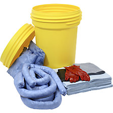 Spillage emergency kit