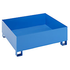 Sump tray for 200 l drums