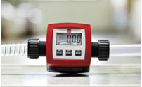 Volumetric flow meter (PP)