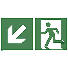 Emergency exit signs