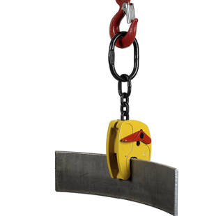 KS plate clamp
