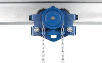 Manual hoist dolly LST-G