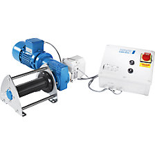BETA SL electric cable winch